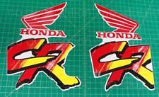 91' 1991 CR honda decals stickers tank shroud CR 125 CR250R 500R 250 500 graphic