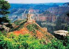 "Jigsaw puzzle National Park Grand Canyon North Rim 500 piece NEW 15"" x 21"""