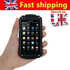 UK New 4.0'' Land Rover V8 3G Rugged Smartphone Dual Core/Sim Android 4.2 Orange