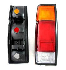 For Nissan Frontier Navara D21 Pickup 86-93 REAR TAIL LIGHT HOUSING PAIR RH LH