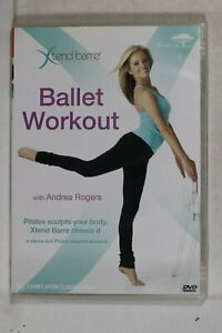 XTend Barre: Ballet Workout with Andrea Rogers Preowned (D824)