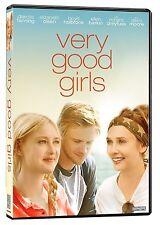 Very Good Girls (DVD, 2014) (Library Sticker on Cover Art)
