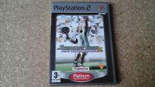 Smash COURT TENNIS 2-PRO TOURNAMENT 2-versione #3 (Sony PlayStation 2, 2004)