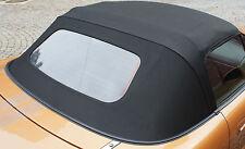 MAZDA MX-5 NB NA STOFFVERDECK BESTSELLER Verdeck schwarz Dach Faltdach Stoff NEU
