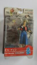 Final Fantasy VIII 8 Extra Soldier Bandai Zell Dincht Figure. Japanese Variant