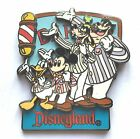 Disney Prendedor Pin DLR Dapper Dans Barbershop Cuarteto Goofy Pato Donald