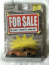 Jada For Sale Series '63 1963 Chevy Chevrolet Corvette Sting Ray Die-Cast 1/64