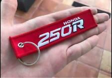Honda TRX250R (SINGLE TAG) ATC250R Keychain Tag Label