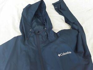 Columbia - Regenjacke / Hardshelljacke - navy blau - Gr. M