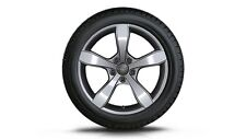 ORIGINALE AUDI A1 8X RUOTE INVERNALI 195/50 R16 H 88 XL in 5-arm-pin-design