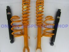 Suits Territory SX SY 2WD KING SPRINGS ULTIMA Lowered Suspension Package