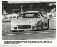 Mazda RX 7 Daytona #38 Mandeville Photograph Mint Condition