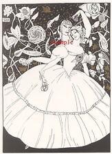 Nijinsky Ballet Study (6) R.Montenegro Diaghilev Ballets Russes Nijinsky