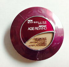 Maybelline Instant Age Rewind Compact Cream Foundation, natural Ivory, Light 3