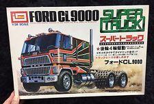 FORD CL9000 TRUCK 1/28 MODEL KIT IMAI JAPAN