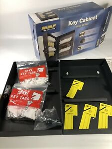 New In Box MMF INDUSTRIES Steel Key Cabinet 40 Unit Capacity W Tags