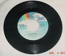 JAN HAMMER MIAMI VICE THEME MCA 1985 ORIGINAL CHEAP!