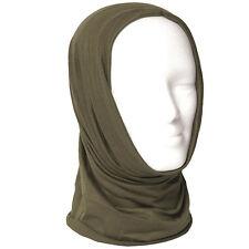 olivgrün Multifunktion Kopfbedeckung - Armee schal Sturmhaube Halstuch