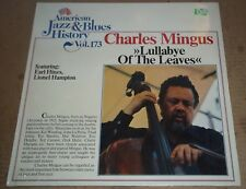 CHARLES MINGUS - Lullaby of the Leaves - Tobacco Road B 2673 SEALED