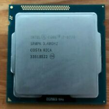 Intel Core i7-3770 - 3.4 GHz (clean and tested) CPU