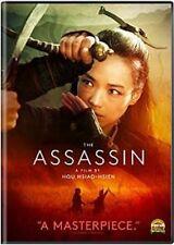 The Assassin--Hong Kong RARE Kung Fu Martial Arts Action movie - NEW DVD