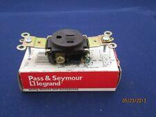Pass & Seymour 5261 Single Receptacle new