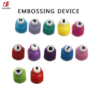 Mini Multi-shape Paper Punch For DIY Paper Crafts Embossing Scrapbooking Cutter