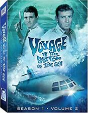 Voyage to the Bottom of the Sea, Season 1 Vol. 2 New DVD! Ships Fast!