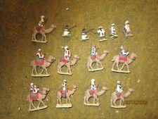 15mm Painted Mahdists, dervish. Sudan camel riders.