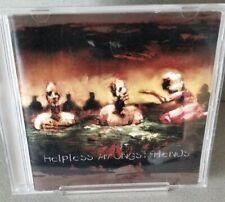 Various Artists : Helpless Amongst Friends CD Religious Hard Rock Metal