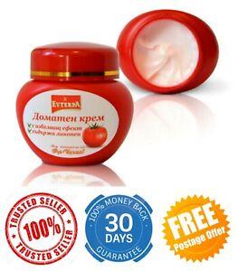 Tomato Face Cream Lightening Pigmentation Whitening Natural Lycopene Anti-age