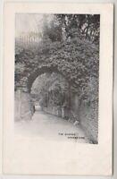 Kent postcard - The Avenue, Greenhithe - P/U 1907 (A1126)