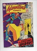 ADVENTURE COMICS #382, GD+, Superman, SuperGirl, 1938 1969, more DC in store