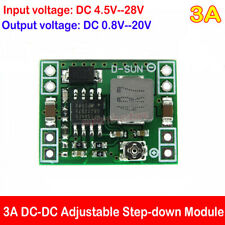 Mini 3A DC-DC Adjustable Step-down Buck Converter Module Power Suply Mobile Car