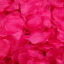 100/1000pcs Rose Flower Petals Wedding Party Table Floral Confetti Decoration