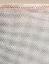 Zweigart White 14 Count Fat Quarter Aida 55cm x 50cm (21 x 19 Inches)