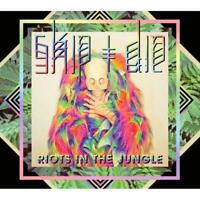 Skip&die - Riots En The Jungle + Bonus CD Neuf CD