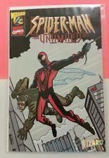 Spider-Man Unlimited #1 (Dec 1999, Marvel)