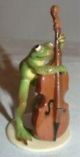 Hagen-renaker Miniature Animal Figure Toadally Brass Tuba Player Hr3252