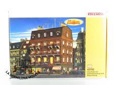 43872 VOLLMER H0 KIT EDIFICIO HOTEL City-Hotel - NUEVO A ESTRENAR