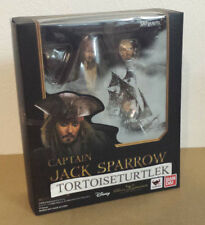 S.H.Figuarts Pirates Of Caribbean Captain Jack Sparrow Action Figure artist