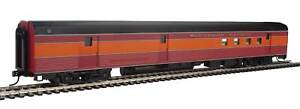 Walthers HO Scale 85' Budd Baggage-Railway Post Office Southern Pacific/Daylight