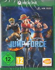 Jump Force-Bandai Namco-Microsoft Xbox One-nuevo con embalaje original-versión en alemán