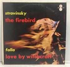 Igor Stravinsky- The Firebird / Falla Love by Witchcraft- Vinyl RG 128
