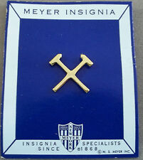 US Navy Structural Mechanic Device - Insignia