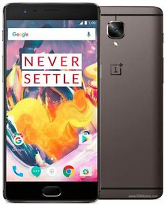 "OnePlus 3T- Unlocked - Dual Sim -64GB - 5.5"" -6GB Ram - 4G Android Smartphone"