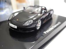 Autoart Models (China) Black Porsche Carrera Gt Diecast 1:43 Nib