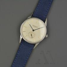 NOMOS Orion Handwound Watch 35mm VINTAGE Stainless Steel Dresswatch Glashütte