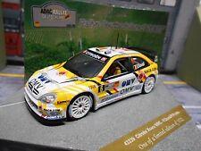 Citroen Xsara WRC Rally de Alemania 2007 #6 duval OMV Race com vitesse 1:43