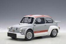 1/18 Autoart - FIAT Abarth 1000 TCR 1970 opaco Grigio / Rosso Stripes